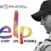 Criss Angel rákos gyerekeknek segít
