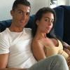 Cristiano Ronaldo megerősítette, hogy úton van negyedik gyermeke