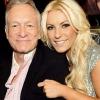 Crystal Harris visszakönyörögte magát a Playboy-villába