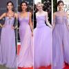 14 csodálatos levendulaszínű estélyi ruha