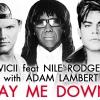 Dalpremier: Avicii ft Adam Lambert - Lay Me Down