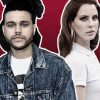 Dalpremier! Lana Del Rey ft The Weeknd – Lust For Life