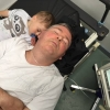 Darren Shan fia születésnapján kórházba került