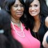 Demi Lovato feldolgozta Aretha Franklin egyik dalát