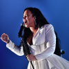 Demi Lovato könnyezve kezdte megható előadását a Grammy-gálán