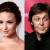 Demi Lovato majdnem elütötte Paul McCartney-t!