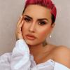 Demi Lovato teljesen kopasz akar lenni