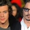 Depp tanácsot adott Harry Stylesnak