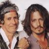 "Depp: ""Keith Richards igaz barát"""