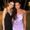 Fotó! Díjátadón egyesült újra Selena Gomez és Demi Lovato