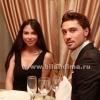 Dima Bilan énekelt Mel Gibson exfeleségével