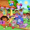 10 éves a Dora the Explorer