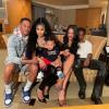 Duplarandi: Nicki Minaj és Rihanna párjaikkal tartottak közös estét