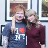 Ed Sheeran elárulta, miért jönnek ki olyan jól Taylor Swifttel