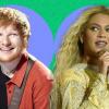 Ed Sheeran nem hitte, hogy Beyoncé igent fog neki mondani a közös dal ötletére