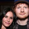 Ed Sheeran zavarba ejtő ajándékokkal szokta meglepni Courteney Coxot