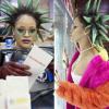 Egy fotózás erejéig punk lett Rihanna