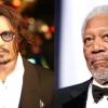 Együtt forgat Johnny Depp és Morgan Freeman