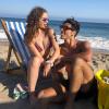 Együtt nyaral A csókfülke 2 két sztárja