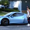 Egy vagyonért talált új gazdára Justin Bieber első Ferrarija
