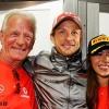 Elhunyt Jenson Button édesapja