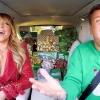 Elkészült a Carpool Karaoke karácsonyi verziója
