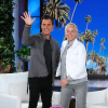 Ellen DeGeneres kellemetlen helyzetbe hozta Justin Theroux-t
