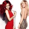 Ellie Gouldingra cserélték Rihannát