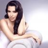 Először tett közzé képet újszülött fiáról Kim Kardashian