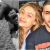 Első kép! Gigi Hadid közös családi fotót posztolt Zaynnel és kislányukkal