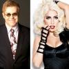 Elton John szerint hihetetlenül ütős korongon dolgozik Lady Gaga