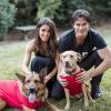 Elvesztette kutyáját Ian Somerhalder és Nikki Reed