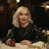 Emilia Clarke gyönyörű volt lilában a Last Christmas premierjén