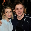 Emma Roberts és Evan Peters ismét randizik