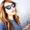 Emma Roberts hajszínt váltott