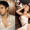 Enrique és Nicole közös videoklipje