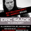 Eric Saade két koncertet is ad Finnországban