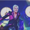 Extrém rövid frizurát villantott az énekesnő! Pink pár centisre vágatta haját