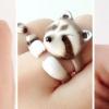 Ezekkel a bámulatos egyedi gyűrűkkel te is állati menő leszel!