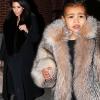 Ezt nektek állatvédők! Kardashianék lánya bundában!