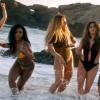 Falatnyi bikiniben parádézik legújabb klipjében a Fifth Harmony