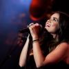 Fergeteges koncertet adott Lucy Hale
