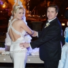 Ilyen menyasszony volt Holly Madison — fotók