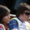 Fernando Alonso és Raquel del Rosairo válnak
