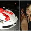 Ferrarit kapott 18. születésnapjára Kylie Jenner