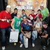 Fiatal raptehetségek versengtek a Toldi moziban