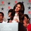 Focimeccsen koncertezik Selena Gomez
