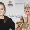 Folytatódik az Adele- és Lady Gaga-rajongók harca