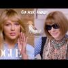 Fordult a kocka: Taylor Swift kérdezte Anna Wintourt