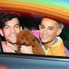Frankie Grande eljegyezte szerelmét!